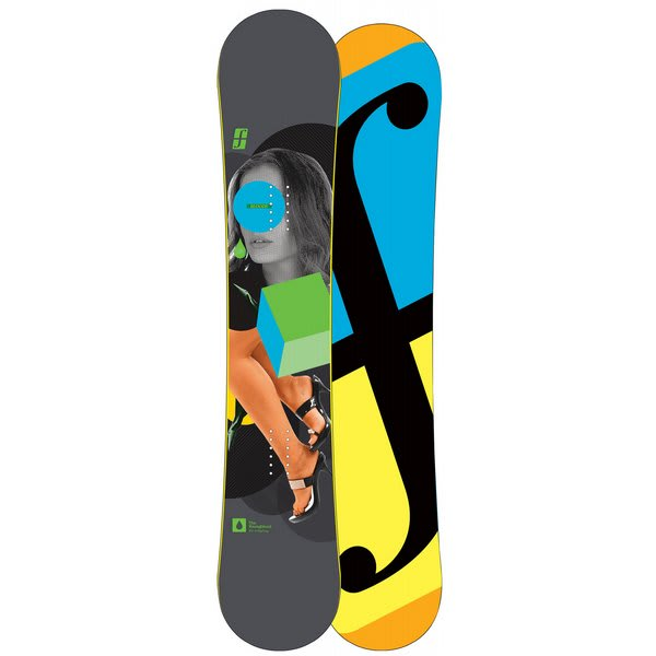 Forum Youngblood Chillydog Blem Snowboard
