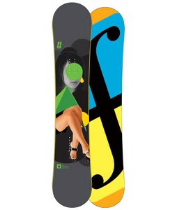 Forum Youngblood Chillydog Wide Snowboard Blem 155