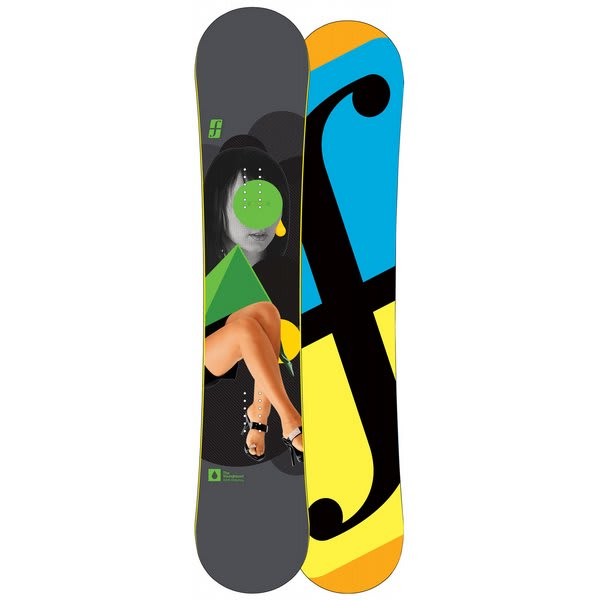 Forum Youngblood Chillydog Wide Blem Snowboard