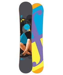 Forum Youngblood Doubledog Snowboard 154 Blem