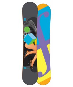 Forum Youngblood Doubledog Wide Snowboard 157