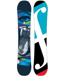 Forum Youngblood Doubledog Wide Snowboard 155