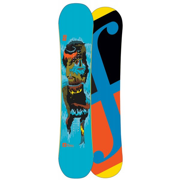 Forum Youngblood Doubledog Wide Snowboard