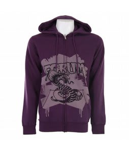 Forum Young Blood Hoodie Purple