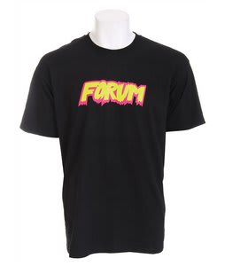 Forum Youngblood T-Shirt Black