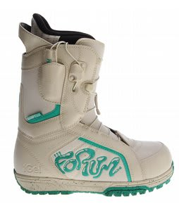 Forum Script Snowboard Boots Tan