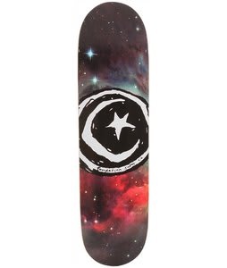 Foundation Star & Moon Galaxy Skateboard 8.125
