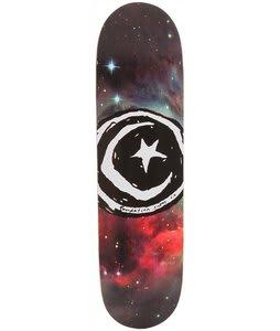 Foundation Star & Moon Galaxy Skateboard Deck