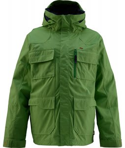 Foursquare Brady Snowboard Jacket Leaf