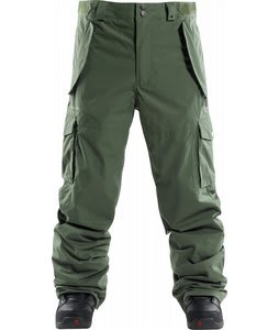 Foursquare Chisel Snowboard Pants Portland Pine