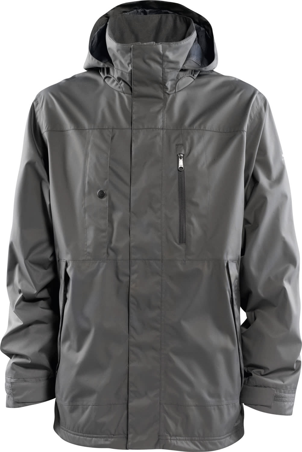Shop for Foursquare Classic Snowboard Jacket Cast Iron - Men's