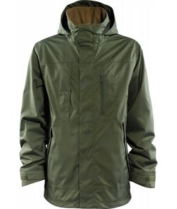 Foursquare Classic Snowboard Jacket Portland Pine