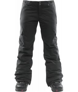 Foursquare Craft Insulated Snowboard Pants Blacktop