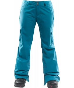 Foursquare Craft Insulated Snowboard Pants Blue Book