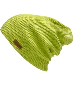 Foursquare Crane Beanie Lime