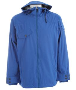 Foursquare Crew Snowboard Jacket True Blue