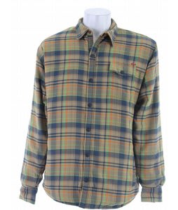 Foursquare Flannel Insulator Fleece Shirt