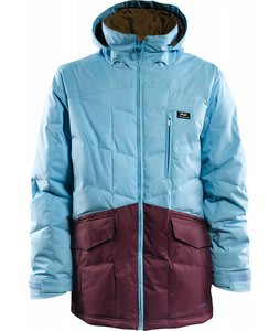 Foursquare Foreman Snowboard Jacket Air/Plumber