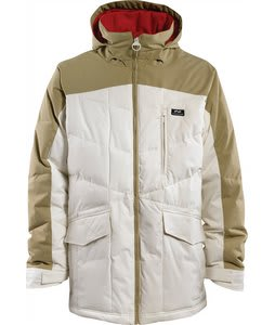 Foursquare Foreman Snowboard Jacket Grain/Snow