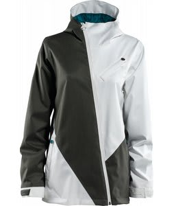 Foursquare Forge Snowboard Jacket Snow/Nail
