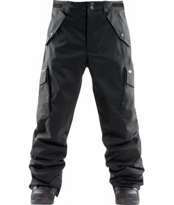 Foursquare Gasket Snowboard Pants Blacktop