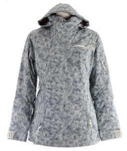 Foursquare Hearn Snowboard Jacket Sea Sponge Mont Blanc