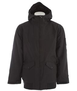 Foursquare Howl Snowboard Jacket Blacktop