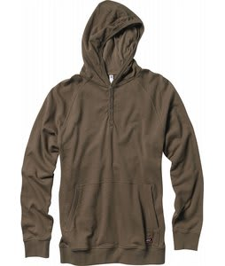 Foursquare Keel Hoodie Walnut