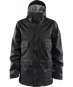 Foursquare Ply Snowboard Jacket Blacktop