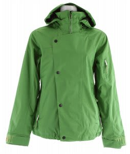 Foursquare Peterson Snowboard Jacket Leaf