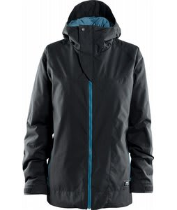 Foursquare Rafter Snowboard Jacket Blacktop