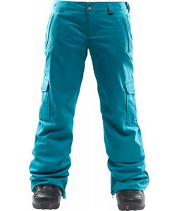 Foursquare Range Snowboard Pants Blue Book