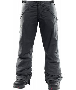 Foursquare Router Snowboard Pants Blacktop