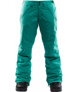 Foursquare Router Snowboard Pants Emerald