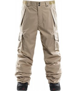 Foursquare Studio Snowboard Pants Grain