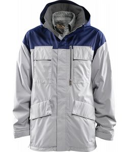 Foursquare Torque Snowboard Jacket Ink/Granite