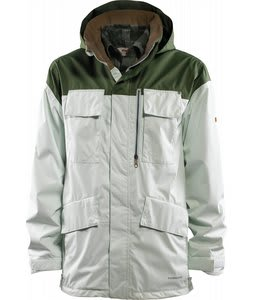 Foursquare Torque Snowboard Jacket Portland Pine/Ice