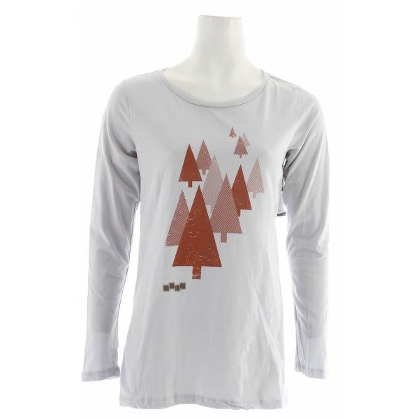 Foursquare Trees L/S T-Shirt