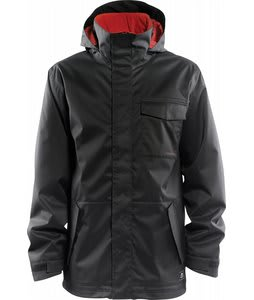 Foursquare Truss Snowboard Jacket Blacktop