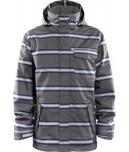 Foursquare Truss Snowboard Jacket Cast Iron Draft Lines