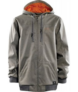 Foursquare Welder Snowboard Jacket Cast Iron