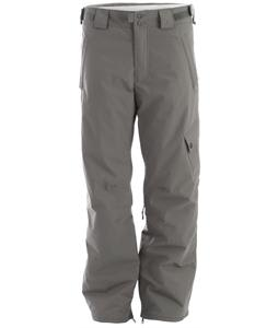 Foursquare Work Insulated Snowboard Pants Granite