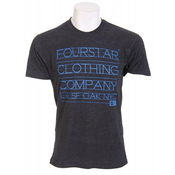 Fourstar Chalkboard T-Shirt