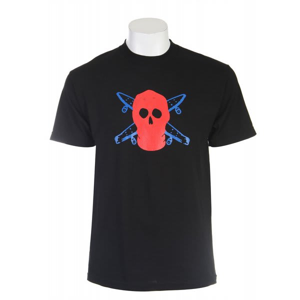 Fourstar Pirate Mask T-Shirt