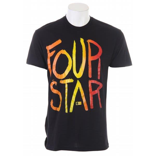 Fourstar Samo Gradient T-Shirt
