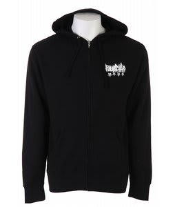 Fourstar Toxic Hoodie Black