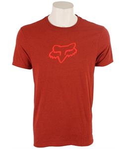 Fox Ageless T-Shirt Burgundy