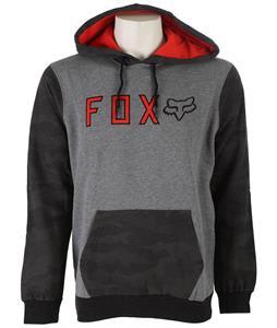 Fox Burnout Hoodie