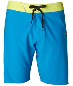 Fox Camino Boardshorts Electric Blue