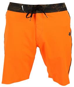 Fox Camino Boardshorts Orange Flame